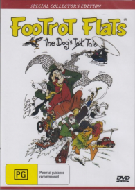 Footrot Flats: The Dog's Tale  – DVD