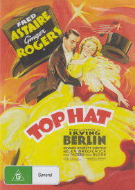 Top Hat – Fred Astaire  DVD