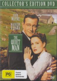 The Quiet Man – John Wayne  DVD