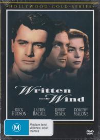 Written On The Wind – Rock Hudson DVD