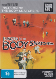 Invasion of the Body Snatchers – Kevin McCarthy  DVD