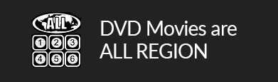 All Region DVDs