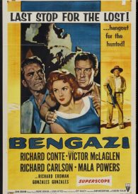Bengazi – Richard Conte – New Region All DVD