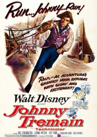 Johnny Tremain – New Region All DVD