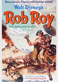 Rob Roy : The Highland Rogue – Richard Todd – New Region All DVD