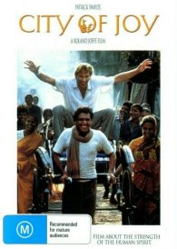 City of Joy – Patrick Swayze – New Region All DVD