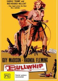 Bullwhip – Guy Madison / Rhonda Fleming – New Region All DVD