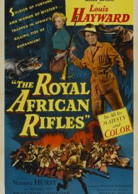 The Royal African Rifles – Louis Hayward – New Region All DVD