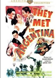 They Met in Argentina – Maureen O'Hara –  New Region All DVD