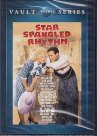 Star Spangled Rhythm – Bob Hope –  New Region All DVD