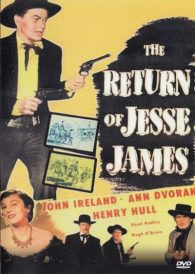 The Return of Jesse James – John Ireland DVD Region All