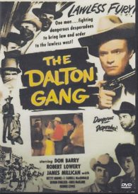 The Dalton Gang – Region All DVD