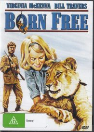 Born Free – Virginia McKenna DVD