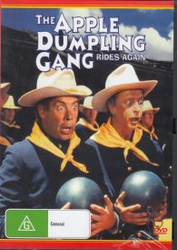 The Apple Dumpling Gang Rides Again – Don Knotts DVD
