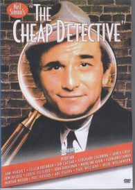 The Cheap Detective – Peter Falk DVD