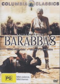 Barabbas – Anthony Quinn DVD