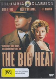The Big Heat – Glenn Ford DVD