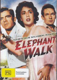 Elephant Walk –  Elizabeth Taylor DVD