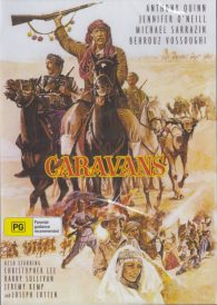 Caravans – Anthony Quinn DVD