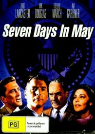Seven Days in May – Burt Lancaster Kirk Douglas DVD