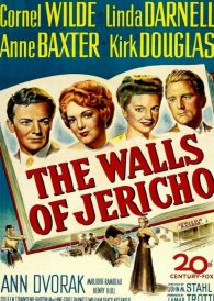 The Walls of Jericho – Kirk Douglas Region All DVD