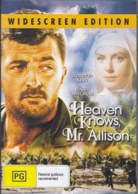 Heaven Knows, Mr. Allison – Robert Mitchum DVD