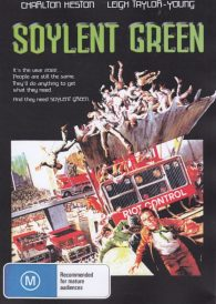 Soylent Green – Charlton Heston DVD