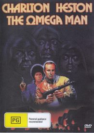 The Omega Man – Charlton Heston DVD