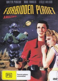 Forbidden Planet – Walter Pidgeon DVD