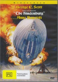 The Hindenburg –  George C. Scott DVD