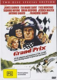 Grand Prix – James Garner DVD