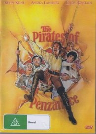 The Pirates of Penzance – Kevin Kline DVD