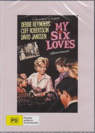 My Six Loves – Debbie Reynolds DVD