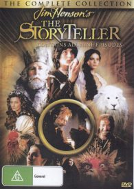 The Storyteller – Jim Henson's DVD