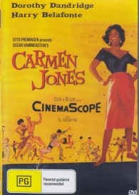 Carmen Jones – Harry Belafonte DVD