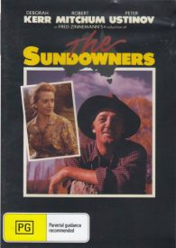 The Sundowners –  Deborah Kerr, Robert Mitchum DVD
