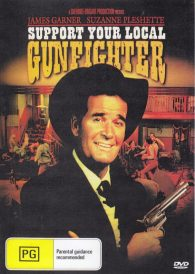 Support Your Local Gunfighter – James garner DVD