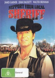 Support Your Local Sheriff – James Garner DVD