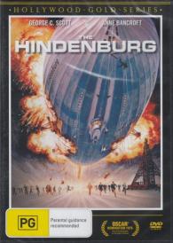 The Hindenburg –  George C. Scott DVD