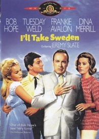 I'll Take Sweden – Bob Hope DVD