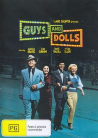 Guys and Dolls –  Frank Sinatra DVD