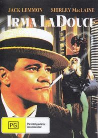 Irma la Douce – Jack Lemmon DVD