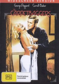 The Carpetbaggers – George Peppard DVD