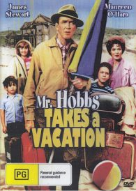 Mr. Hobbs Takes a Vacation – James Stewart DVD