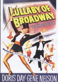 Lullaby of Broadway – Doris Day DVD