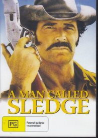 A Man Called Sledge – James Garner DVD