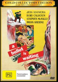 A Bullet Is Waiting – Rory Calhoun DVD