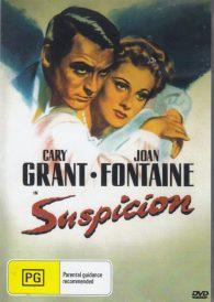 Suspicion – Cary Grant DVD