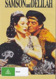 Samson and Delilah – Victor Mature DVD