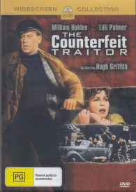 The Counterfeit Traitor – William Holden DVD